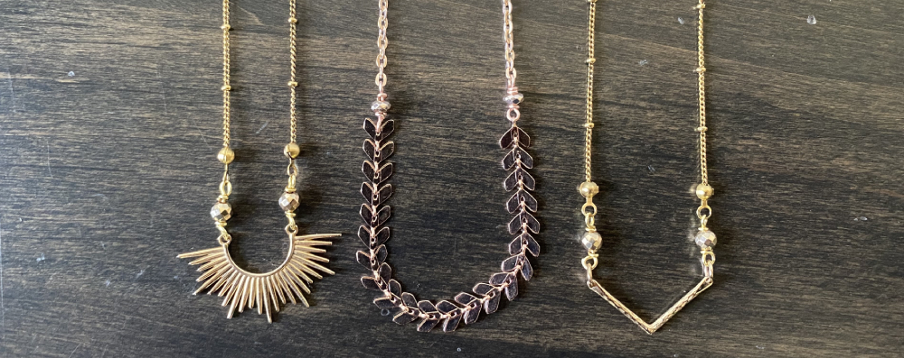 fall jewelry collection